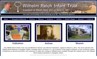 http://www.wilhelmreichtrust.org